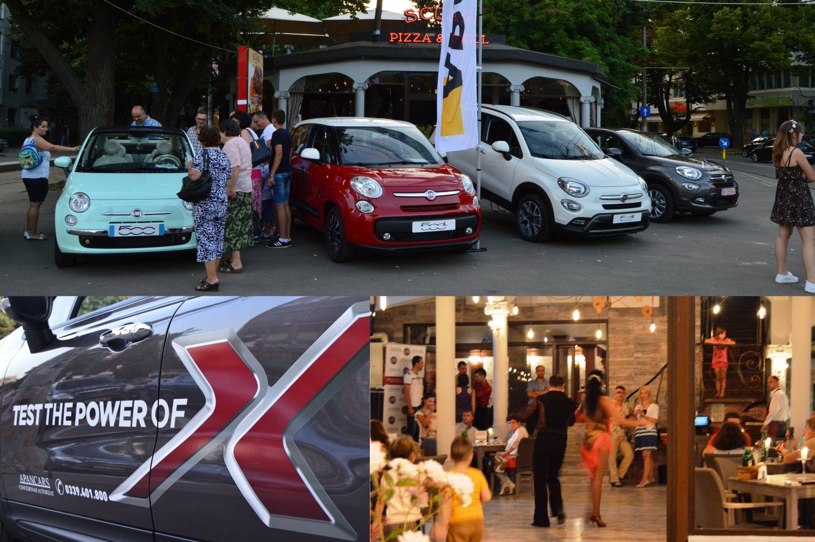 Lansare Fiat 500x