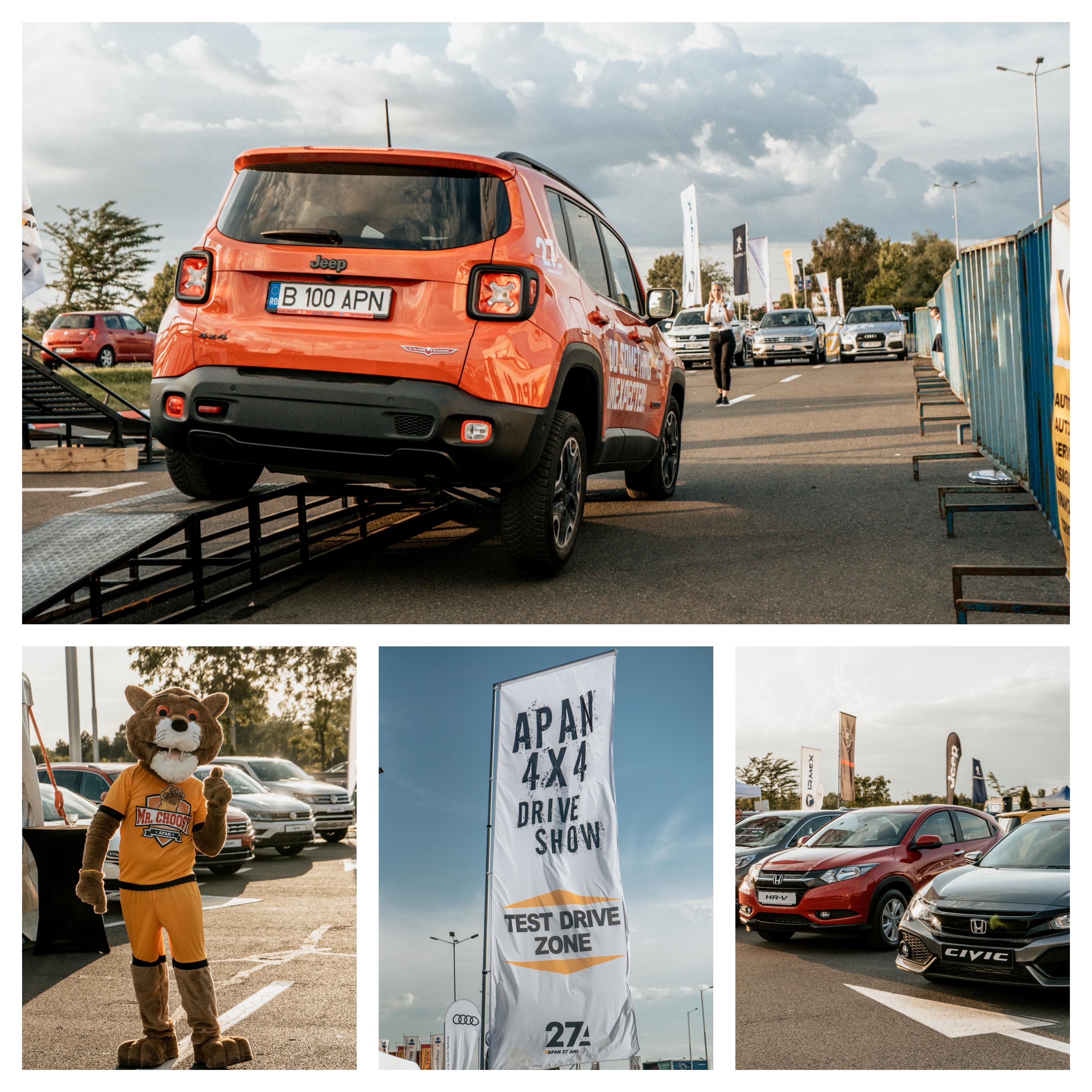 Salonul Auto Pro Brăila 2018